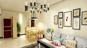琶州安置房两室两厅73平方